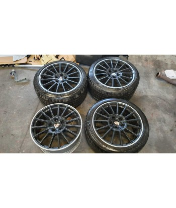 ALLOY WHEELS WITH TIRES...